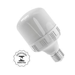 LAMPADA BULBO LED 42W BIVOLT 3000K - LUMINATTI