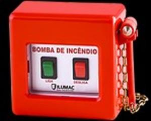 ACIONADOR BOMBA INCÊNDIO AM-B (COM MARTELO) 02028 - FIRETRON