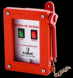 ACIONADOR BOMBA PROVA DE TEMPO AMPT-B 02037 - FIRETRON