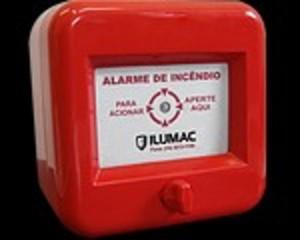 ACIONADOR MANUAL ENDEREÇAVEL AMF-E 02265 - FIRETRON