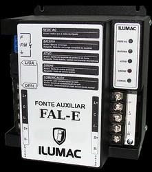 FONTE AUXILIAR AMPLIFICADA LINHA ENDEREÇÁVEL C/BATERIA FAL-E 02286 - FIRETRON