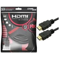 CABO HDMI 10 METROS 2.0 4K HDR 19 P 018-2230 - SANTANA