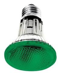LAMPADA PAR20 50W 220V VERDE 1602006 - ECROM