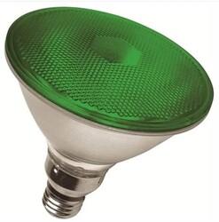 LAMPADA PAR30 75W 127V VERDE 1602009 - ECROM