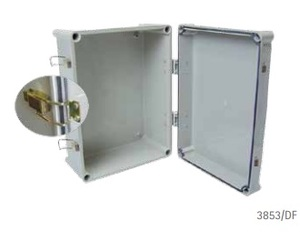 CX PLAST 36X27X17CM C/DOBRAD. E FECHO