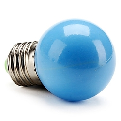 LAMPADA BULBO LED 10W AZUL BIVOLT - LUMINATTI