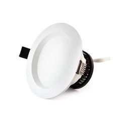 SPOT EMBUTIR LED REDONDO 5W 3 EM 1 2700/4200/6400K BI-VOLT 10CM - ECROM