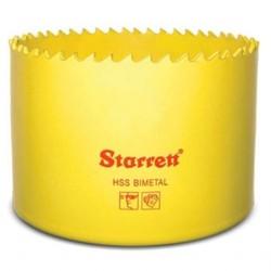 SERRA COPO BIMETALICA 76MM - STARRETT SH0300